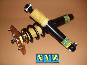 プジョー 206(T14,T16,T1,2EK,A206CC) XYZ 車高調 XYZ JAPAN