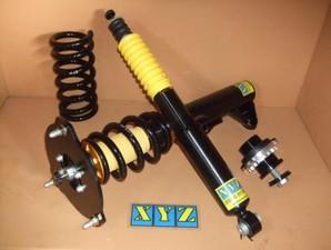 メルセデスベンツ R172 SLK 【SLK350】 6気筒用 XYZ 車高調 XYZ JAPAN